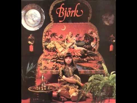 Björk Gudmunsdottir - Álfur Út Úr Hól (1977)