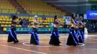 Small groupe. Belly Dance. Кубок Беларуси. Брест.