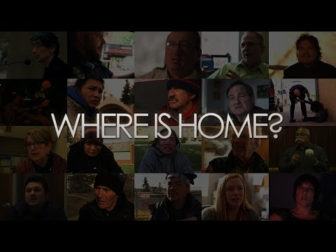 Where is Home? (2016) Documentary on Homelessness in southern Alberta, Canada (Full 74 Minute Film)