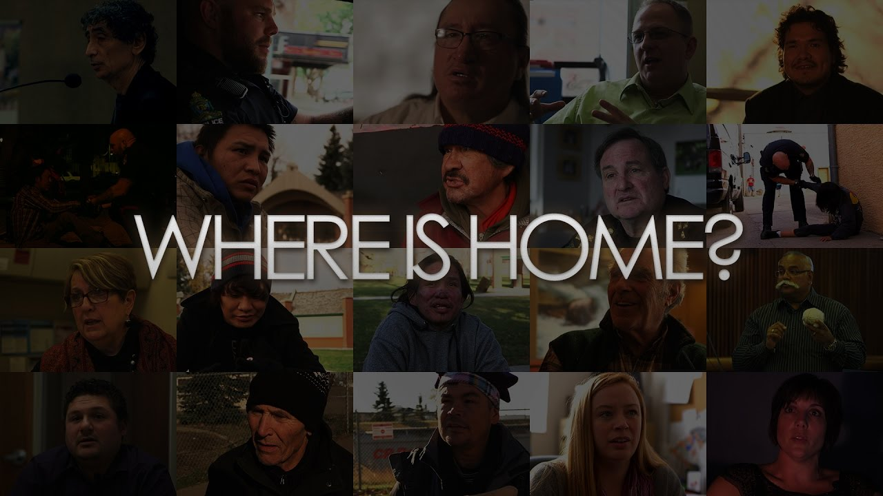 where is home 2016 documentary on homelessness in southern
