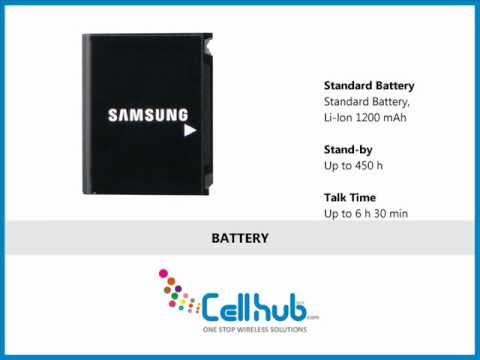 Samsung T-749 Highlight By (www.cellhub.com)