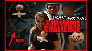 (GONE WRONG!) 3AM VOODOO CHALLENGE ! GIRLFRIEND & BF (DO NOT TRY THIS!!!)