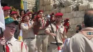 Ibillin Orthodox Scout فرقة العزف والايقاع 2010