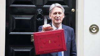 Philip Hammond's best Budget jokes