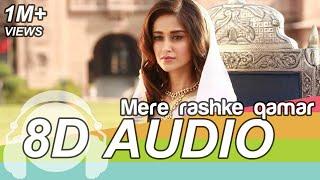 Mere Rashke Qamar 8D Audio Song - Baadshaho (Ajay Devgn, Ileana, Nusrat & Rahat Fateh Ali Khan)