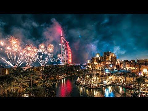 Happy New Year 2019 – Dubai Burj Al Arab