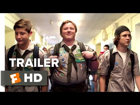 Scouts Guide to the Zombie Apocalypse  1 2015   Halston Sage Movie HD