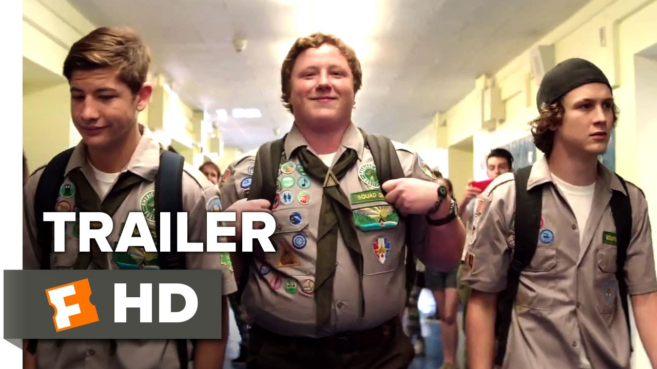 Download Scouts Guide to the Zombie Apocalypse TRAILER 1 (2015)  - Halston Sage Movie HD