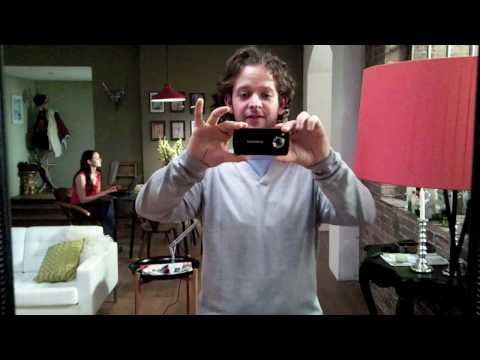 Samsung i8910 HD - YouTube Camera Trick