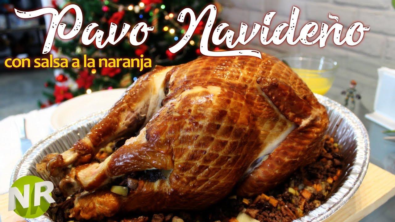 pavo+navideño+a+la+naranja