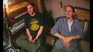 Wes Borland Interview about Big Dumb Face - MTV2 Metal Hammer Riot 2002