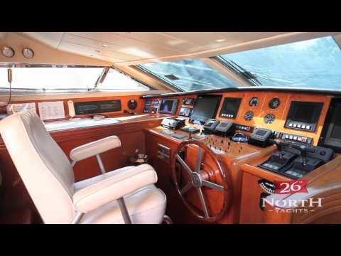 26 North Yachts: 100 Falcon Yacht for Sale - HD Video Tour