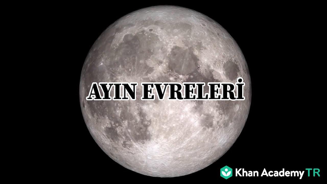 Ay'ın Evreleri (Fen Bilimleri)(Yer ve Uzay Bilimleri