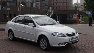 Daewoo Gentra 2013 седан