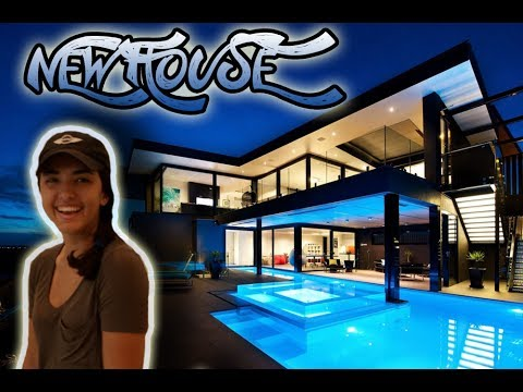 MY NEW MANSION TOUR!