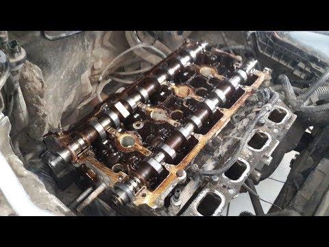 Ford Focus 2 2005 года! | Нет компрессии в 4 цилиндре! | Ремонт двигателя и попадалово на бабки!