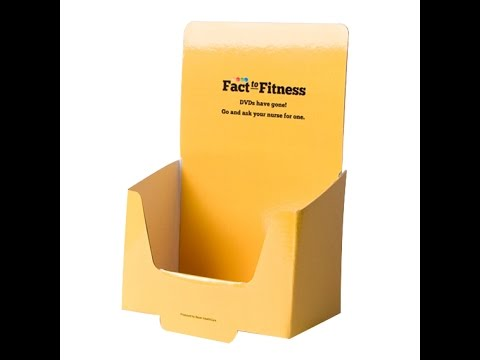 cardboard brochure holders leaflet dispensers wwwdisplaystandpopcom