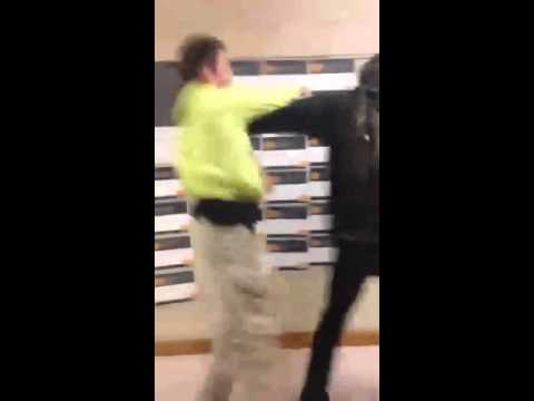 Gosnell High School Fight (ARK)