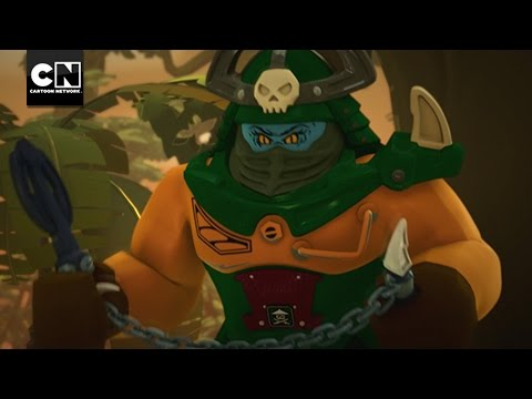 The Tiger Widow | Ninjago | Cartoon Network