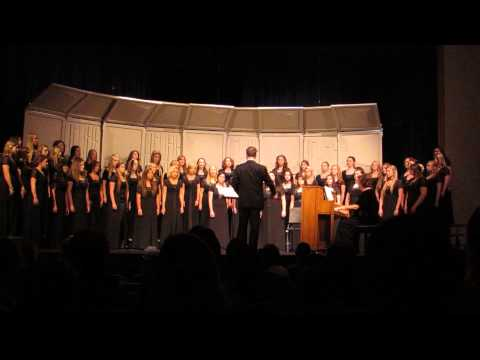 Akatombo  Kearney Womens Choir Bel Canto 2013