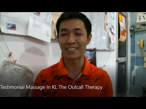 The Outcall Massage Kl