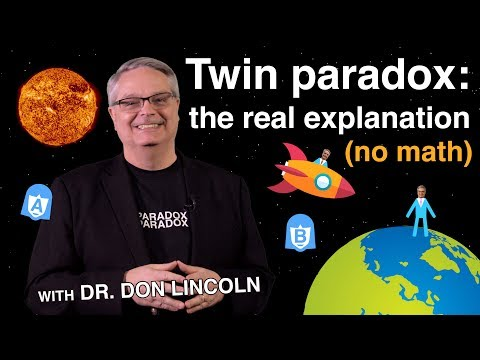 Twin paradox: the real explanation (no math)