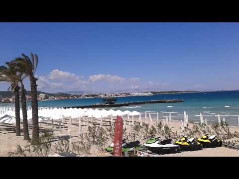 İzmir trip Çeşme Ilıca beach