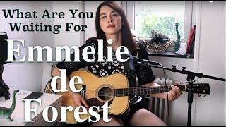 Смотреть клип Emmelie De Forest - What Are You Waiting For