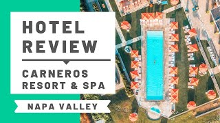 Hotel Review: Carneros Resort & Spa in Napa Valley