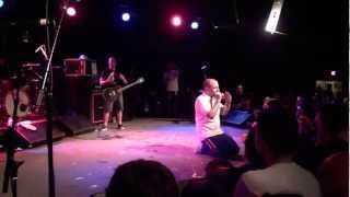 Youth Of Today - Rev Rec 25th Glass House 2012