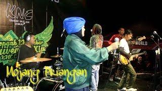 Mojang Priangan ( Sunda Woles with KNC Cianjur ) Cover