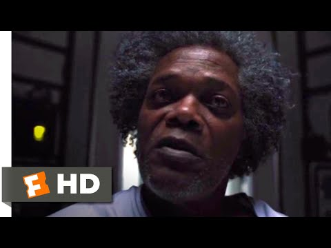 Glass (2019) - First Name Mister, Last Name Glass Scene (3/10) | Movieclips