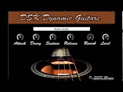 DSK Dynamic Guitars - FREE VST