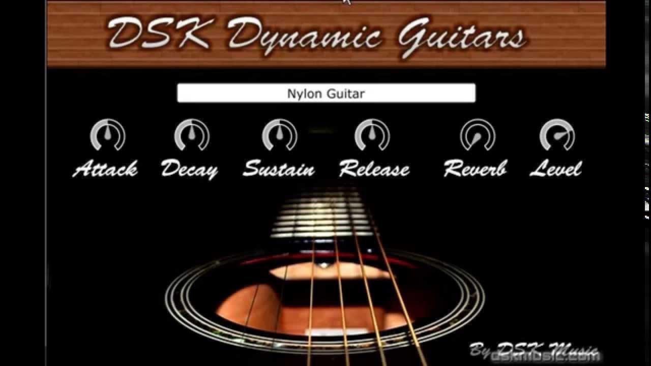Free Vst Download Dsk Dynamic Guitars Dsk Music