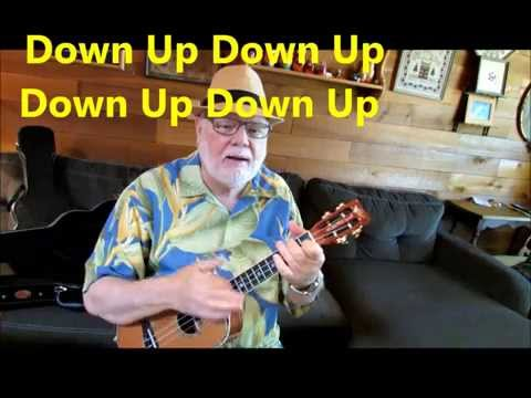 ON THE BEACH AT WAIKIKI - 1915 - Ukulele video tutorial by Ukulele Mike Lynch