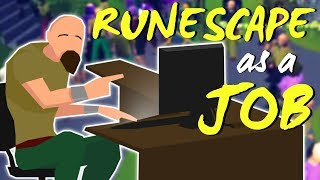 I Played RuneScape As A Job, Here Is The Result