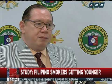 Duterte urged to declare war on cigarettes