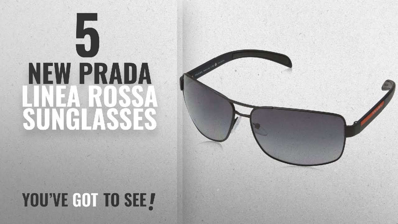 5de085b731 Top 10 Prada Linea Rossa Sunglasses   Winter 2018    Prada Linea ...