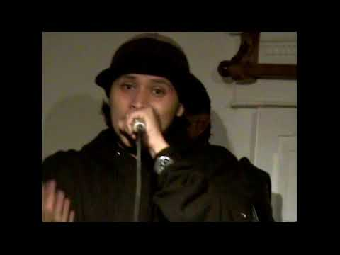 Rap en la Roma - TENSO feat. Van-T & Omega - Circa 2003