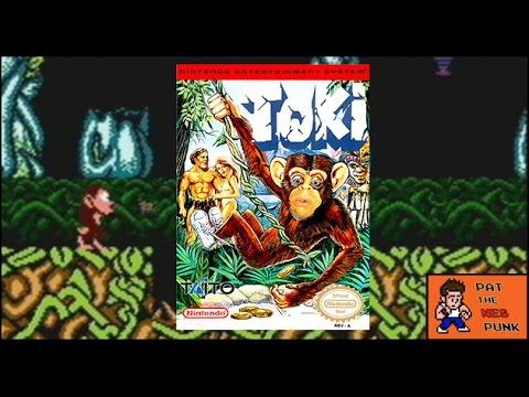 Toki - Pat the NES Punk