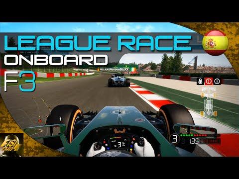 F1 2014   AOR F3 League: Round 5 - Spanish Grand Prix