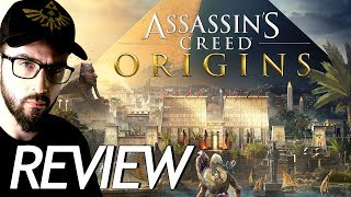 Assassin's Creed Origins Review Xbox One X - PS4 - PC | JKB