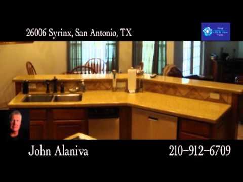 26006 Syrinx San Antonio, Tx