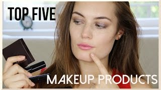 TOP 5 Makeup Products // Collab with geekNchic Thumbnail