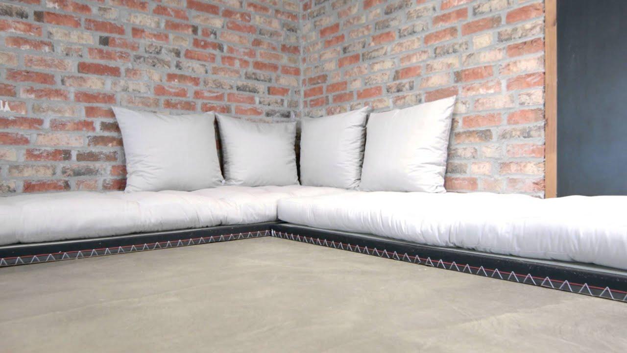 Préférence Canapé modulable et convertible avec futons et tatamis CHICO SOFA  YE04
