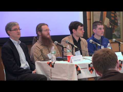 CITP Bitcoin   Panel 3 Building collaborations between developers and researchers