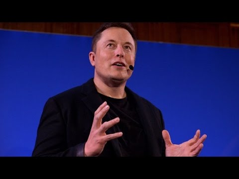 SpaceX CEO: Are you OK with dying? You can go to Mars