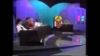 Siouxsie Sioux on Juke Box Jury BBC TV 1989