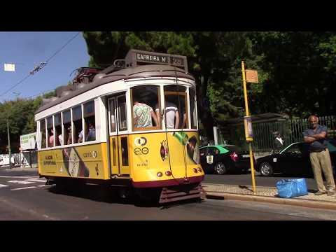 The Trams of Lisbon, September 6 - 11, 2017