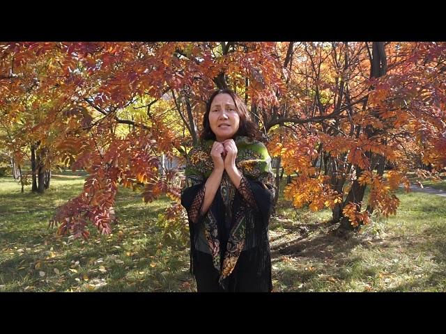 Изображение предпросмотра прочтения – ЕленаЛукина читает произведение «Не бродить, не мять в кустах багряных лебеды» С.А.Есенина